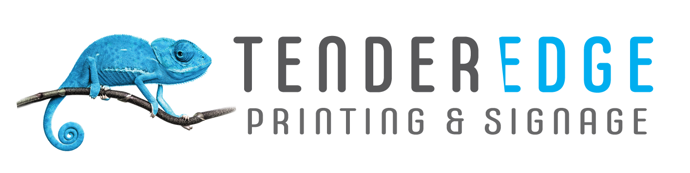 Tender Edge - Plan Printing and Signage